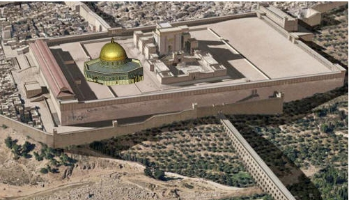 Will The UN Control of the Temple Mount?